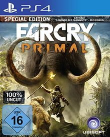Far Cry Primal (100% Uncut) - Special Edition - [PlayStation 4]