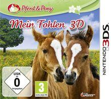 Mein Fohlen 3D - [Nintendo 3DS]