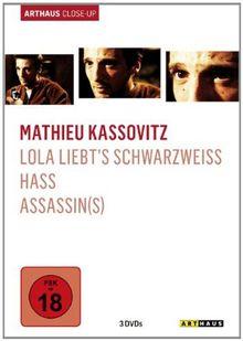 Mathieu Kassovitz - Arthaus Close-Up [3 DVDs]