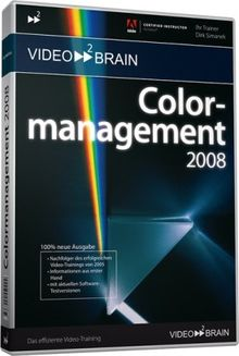 Colormanagement 2008 (PC+MAC-DVD)