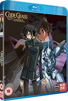 Code Geass: Lelouch Of The Rebellion - Complete Season 1 [Blu-ray] [UK Import]