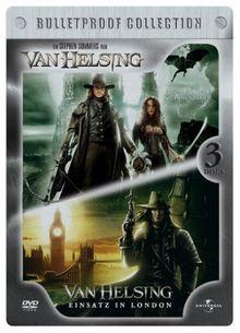 Van Helsing/Van Helsing-Einsatz in London (Limited Edition, Steelbook) [Special Edition] [3 DVDs]