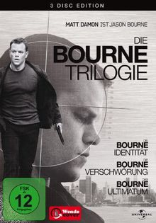 Die Bourne Trilogie [3 DVDs]