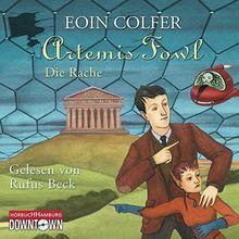 Artemis Fowl - Die Rache: 5 CDs (Ein Artemis-Fowl-Roman, Band 4)