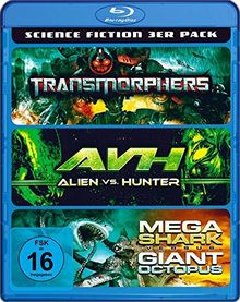 Science Fiction 3er Pack-3 In 1 [Blu-ray]