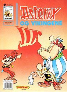 Asterix Norwegisch / Norwegian : Asterix og Vikingene (Nr. 3)