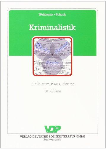Kriminalistik Studium