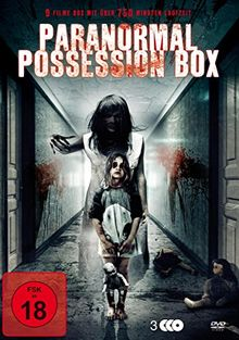 Paranormal Possession Box [3 DVDs]