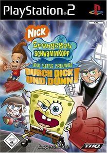 SpongeBob & Freunde - Durch Dick und Dünn