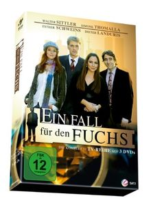 Ein Fall für den Fuchs: Die komplette Reihe [3 DVDs]