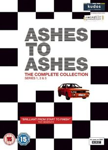 Ashes to Ashes - Complete Series 1-3 [12 DVDs] [UK Import]