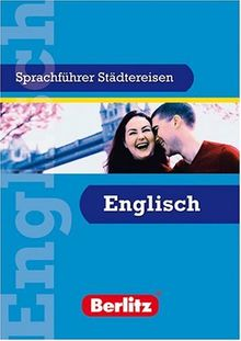 Berlitz Sprachführer Städtereisen Englisch - Buch