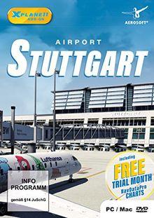 X-Plane 11 - Airport Stuttgart (Add-On)