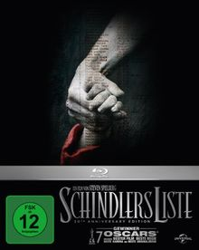 Schindlers Liste - 20th Anniversary Edition [Blu-ray] [Limited Edition]