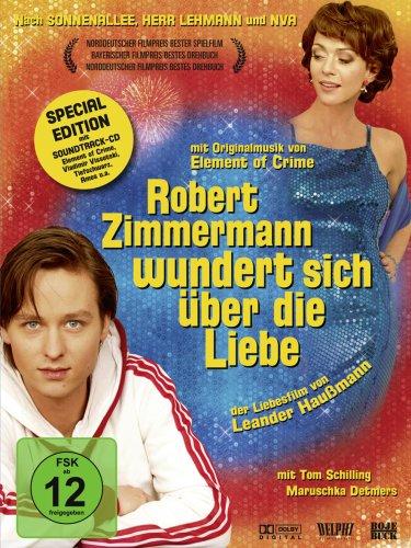 robert zimmermann wundert sich Гјber die liebe