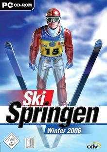 Skispringen Winter 2006