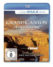 IMAX: Grand Canyon Adventure - Abenteuer auf dem Colorado [Blu-ray]