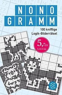 Nonogramm: 100 knifflige Logik-Bilderrätsel