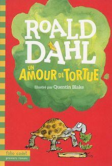Un amour de tortue (Cart Post Voile)