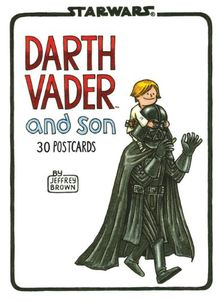 Darth Vader and Son Postcard Book (Star Wars)