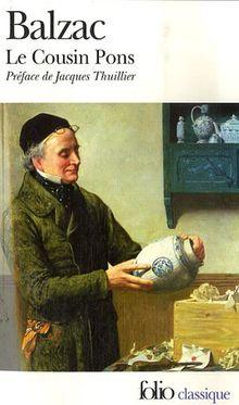 Cousin Pons (Folio (Gallimard))