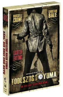 """Todeszug nach Yuma & Original """"Zähle bis drei und bete"""" - limitierte Holzbox - exklusiv bei Amazon.de"""