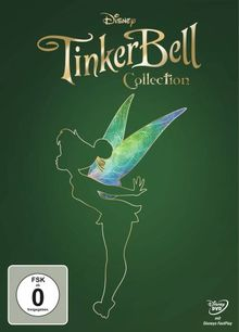 Tinkerbell Collection [4 DVDs]