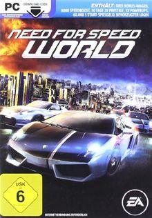 Need for Speed: World [Download - Code, kein Datenträger enthalten] - [PC]
