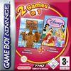 2 Games in 1 - Bärenbrüder & Disneys Prinzessinnen