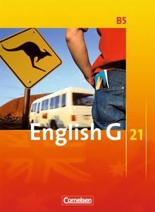 English G 21 - Ausgabe B: Band 5: 9. Schuljahr - Schülerbuch: Kartoniert