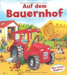 Auf dem Bauernhof: Klappenbuch