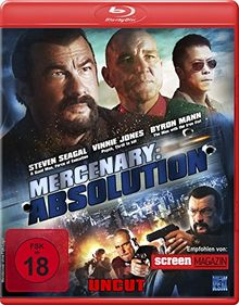 Mercenary: Absolution (Uncut) [Blu-ray]