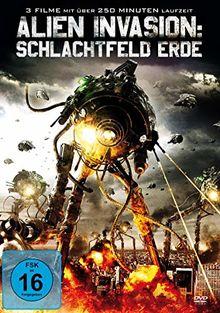 Alien Invasion: Schlachtfeld Erde (3 Filme)