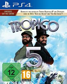 Tropico 5 Day One Edition (PS4)