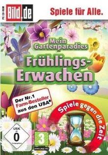 Mein Gartenparadies - Frühlingserwachen