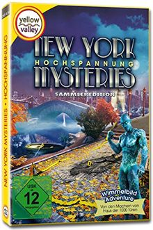 New York Mysteries - Hochspannung Sammler-Edition Windows Vista/10/8/7