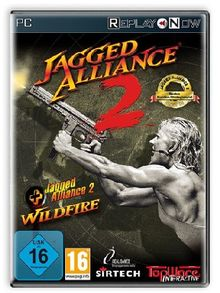 Replay Now: Jagged Alliance 2 + Jagged Alliance 2: Wildfire - [PC]