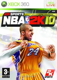 NBA 2K10 [FR Import]