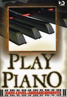 Play Piano, Easy Level Arrangements