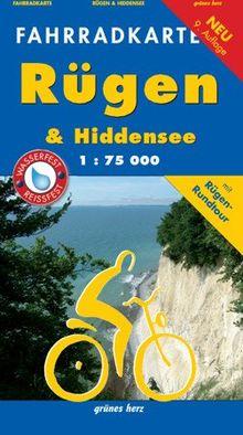 Lutz Gebhardt Fahrradkarte Usedom Wollin