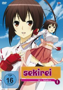 Sekirei, Vol. 1