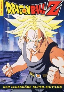 Dragonball Z - The Movie: Der legendäre Super-Saiyajin