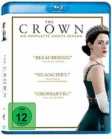 The Crown - Die komplette zweite Season [Blu-ray]