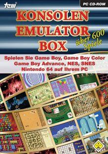 Konsolen Emulator Box