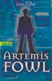 Artemis Fowl, Band 1