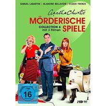 Agatha Christie: Mörderische Spiele - Collection 6 [2 DVDs]