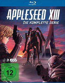 Appleseed XIII - Die komplette Serie [Blu-ray]