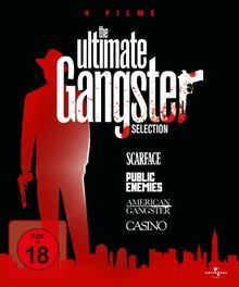 The Ultimate Gangster Selection [Blu-ray]