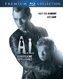 A.I. Künstliche Intelligenz - Premium Collection [Blu-ray]