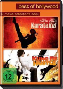 Best of Hollywood 2012 - 2 Movie Collector's, Pack 123 (Kung Fu Hustle / Karate Kid) [2 DVDs]